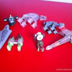 Figuras y Muñecos Star Wars: LOTE NAVES Y FIGURAS. STAR WARS. Lote 167525104