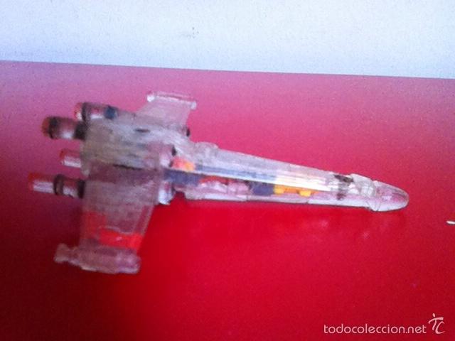 Figuras y Muñecos Star Wars: LOTE NAVES Y FIGURAS. STAR WARS - Foto 9 - 167525104