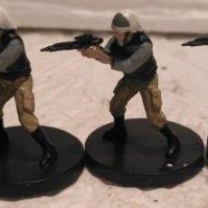 Figuras y Muñecos Star Wars - STAR WARS MINIATURES Rebel Trooper DESCATALOGADO - 167938812