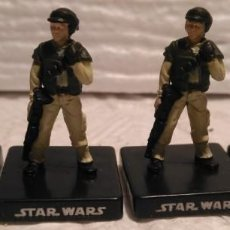 Figuras y Muñecos Star Wars - STAR WARS MINIATURES Rebel Trooper DESCATALOGADO - 167939304
