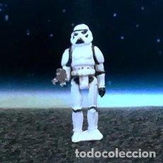 Figuras y Muñecos Star Wars: SOLDADO IMPERIAL STORMTROOPER / STAR WARS / MICRO MACHINES MICROMACHINES / MINIATURA ARTICULADA. Lote 167972968