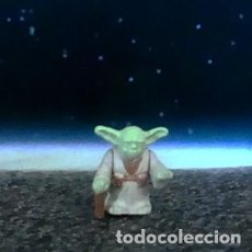 Figuras y Muñecos Star Wars: YODA / STAR WARS V / MICRO MACHINES MICROMACHINES / MINIATURA ARTICULADA. Lote 167976864
