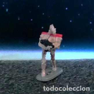 DROIDE DE COMBATE OOM 3 DE 4 / STAR WARS I - III / MICRO MACHINES MICROMACHINES / MINIATURA (Juguetes - Figuras de Acción - Star Wars)