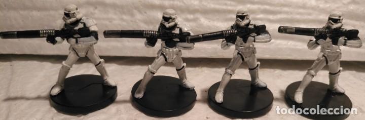 STAR WARS MINIATURES HEAVY STORMOPEROPER DESCATALOGADO (Juguetes - Figuras de Acción - Star Wars)