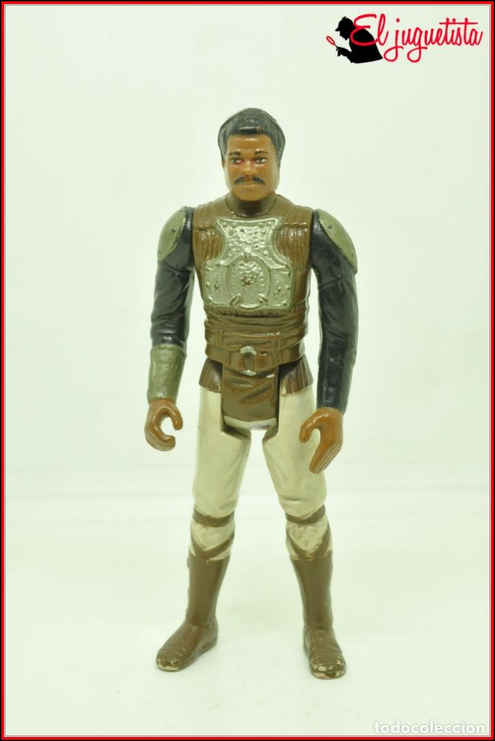 KLOP 44 - STAR WARS - KENNER 1983 - LANDO CARLISSIAN (Juguetes - Figuras de Acción - Star Wars)
