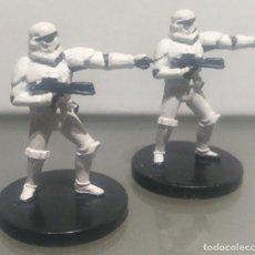 Figuras y Muñecos Star Wars: STAR WARS MINIATURES STORMTROOPER DESCATALOGADO. Lote 168314848