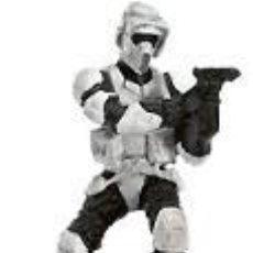 Figuras y Muñecos Star Wars: STAR WARS MINIATURES SCOUT TROOPER DESCATALOGADO. Lote 168316416