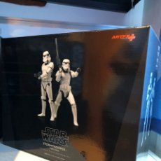 Figuras y Muñecos Star Wars: STORMTROOPER TWO PACK - STAR WARS KOTOBUKIYA ARTFX 1/10 SCALE MODEL KIT. Lote 168457982