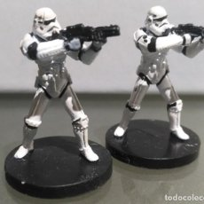 Figuras y Muñecos Star Wars - STAR WARS MINIATURES STORMTROOPER DESCATALOGADO - 168509444