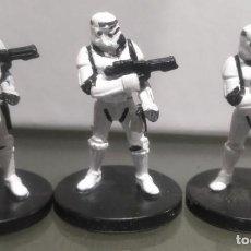 Figuras y Muñecos Star Wars - STAR WARS MINIATURES Stormtrooper DESCATALOGADO - 168510480