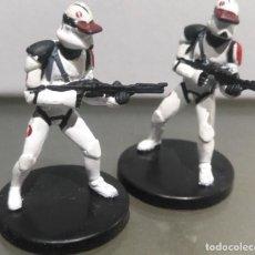 Figuras y Muñecos Star Wars: STAR WARS MINIATURES SALEUCAMI TROOPER DESCATALOGADO. Lote 168523032