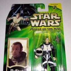 Figuras y Muñecos Star Wars: STAR WARS # BOSHEK # POWER OF THE JEDI - NUEVO EN SU BLISTER ORIGINAL DE HASBRO.. Lote 168728129