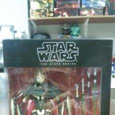 Figuras y Muñecos Star Wars: GENERAL GRIEVOUS STAR WARS BLACK SERIES HASBRO. Lote 168782392