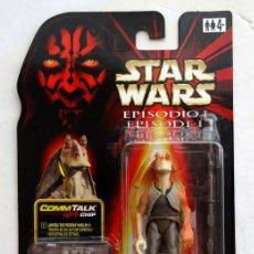 Figuras y Muñecos Star Wars: STAR WARS – EPISODIO I – JAR JAR BINKS (2) - NUEVO. Lote 169016800