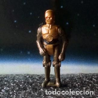 C3PO / STAR WARS / MICRO MACHINES MICROMACHINES / MINIATURA ARTICULADA (Juguetes - Figuras de Acción - Star Wars)