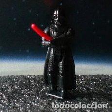 Figuras y Muñecos Star Wars: DARTH VADER / STAR WARS / MICRO MACHINES MICROMACHINES / MINIATURA ARTICULADA. Lote 169032344