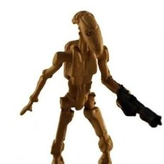 Figuras y Muñecos Star Wars: STAR WARS MINIATURES BATTLE DROID DESCATALOGADO. Lote 169141400