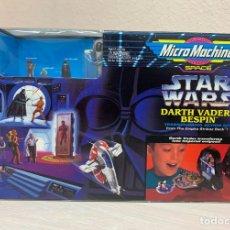 Figuras y Muñecos Star Wars: STAR WARS MICROMACHINES - DARTH VADER - NUEVO SIN ABRIR - 1994 - GALOOB (VINTAGE). Lote 169826438