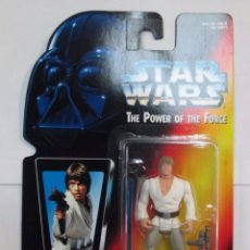 Figuras y Muñecos Star Wars: FIGURA LUKE SKYWALKER - POWER OF THE FORCE - STAR WARS - KENNER VINTAGE. Lote 169876813