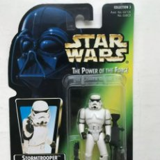 Figuras y Muñecos Star Wars: FIGURA STORMTROOPER - STAR WARS POWER OF THE FORCE - KENNER VINTAGE. Lote 169876924