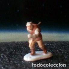 Figuras y Muñecos Star Wars: SOLDADO REBELDE DE HOTH 4 DE 4 / STAR WARS V / MICRO MACHINES MICROMACHINES / MINIATURA. Lote 195459238