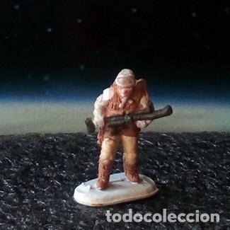 SOLDADO REBELDE DE HOTH 3 DE 4 / STAR WARS V / MICRO MACHINES MICROMACHINES / MINIATURA (Juguetes - Figuras de Acción - Star Wars)
