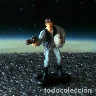 TROPA REBELDE DE ALDERAAN 4 DE 4 / STAR WARS IV / MICRO MACHINES MICROMACHINES / MINIATURA (Juguetes - Figuras de Acción - Star Wars)