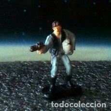 Figuras y Muñecos Star Wars: TROPA REBELDE DE ALDERAAN 4 DE 4 / STAR WARS IV / MICRO MACHINES MICROMACHINES / MINIATURA. Lote 195456346