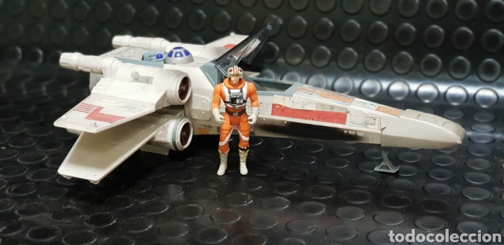 X WING - STAR WARS - TONKA 1995 (Juguetes - Figuras de Acción - Star Wars)