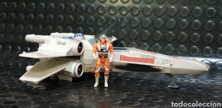 Figuras y Muñecos Star Wars: X WING - STAR WARS - TONKA 1995 - Foto 2 - 170009949