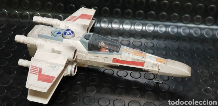 Figuras y Muñecos Star Wars: X WING - STAR WARS - TONKA 1995 - Foto 4 - 170009949