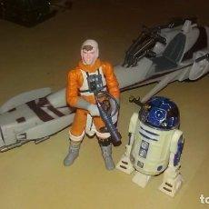 Figuras y Muñecos Star Wars: LOTE FIGURAS HASBRO STAR WARS. Lote 170309424