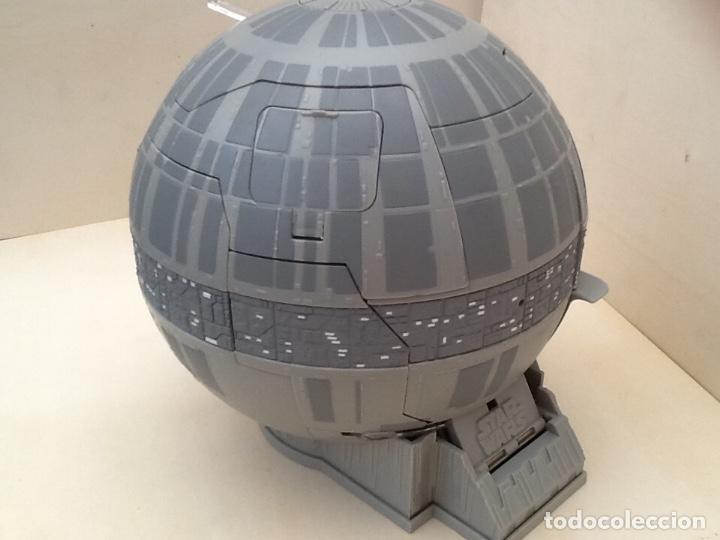 Figuras y Muñecos Star Wars: Star wars estrella de la muerte micromachines - Foto 2 - 171007679