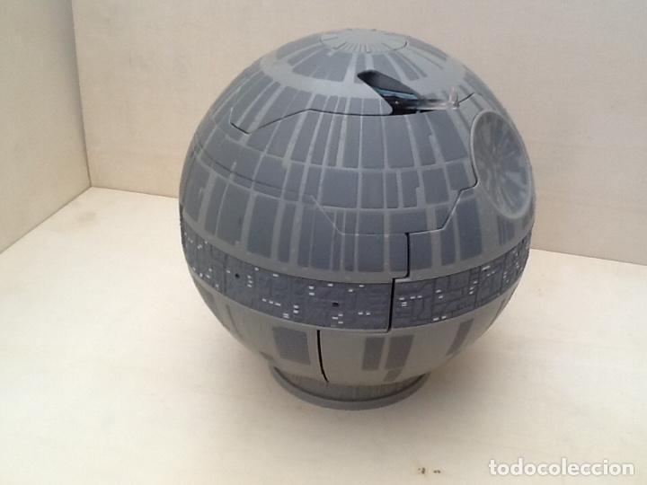 Figuras y Muñecos Star Wars: Star wars estrella de la muerte micromachines - Foto 3 - 171007679