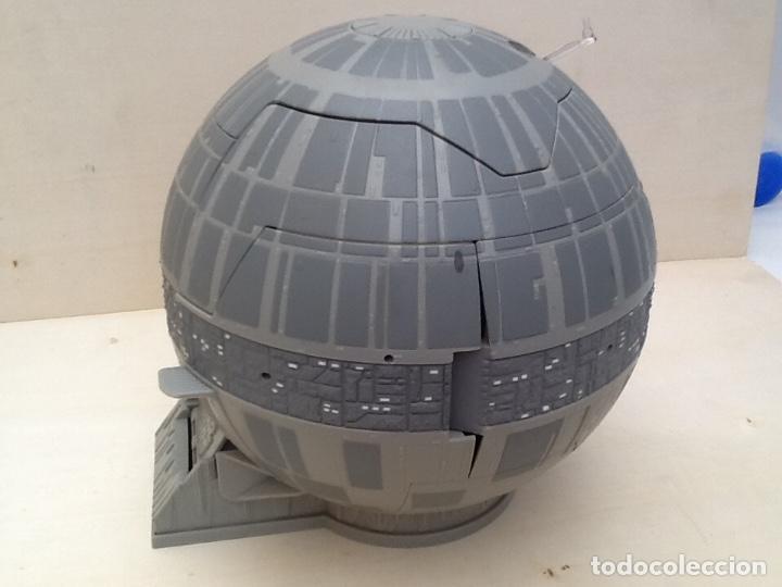 Figuras y Muñecos Star Wars: Star wars estrella de la muerte micromachines - Foto 6 - 171007679