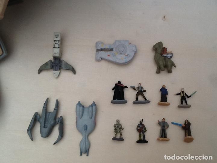 Figuras y Muñecos Star Wars: Star wars estrella de la muerte micromachines - Foto 8 - 171007679