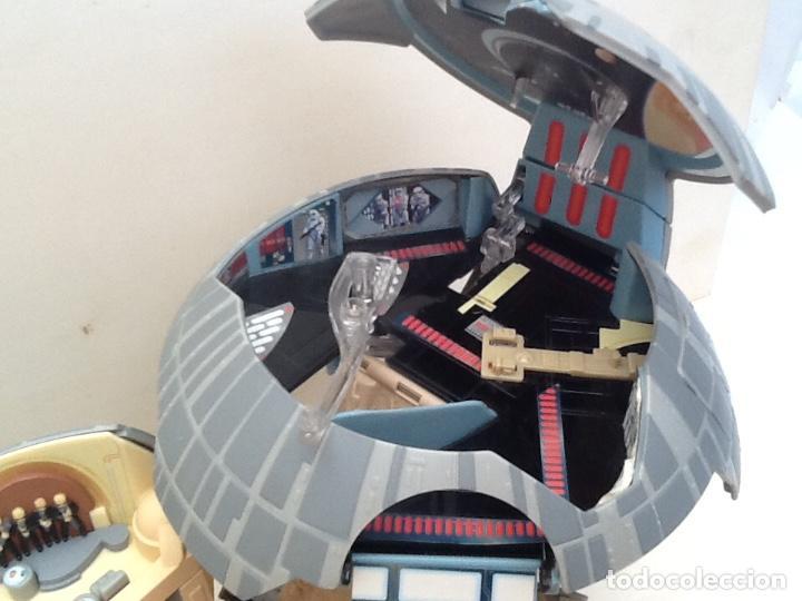 Figuras y Muñecos Star Wars: Star wars estrella de la muerte micromachines - Foto 9 - 171007679