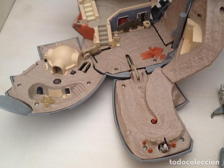 Figuras y Muñecos Star Wars: Star wars estrella de la muerte micromachines - Foto 10 - 171007679