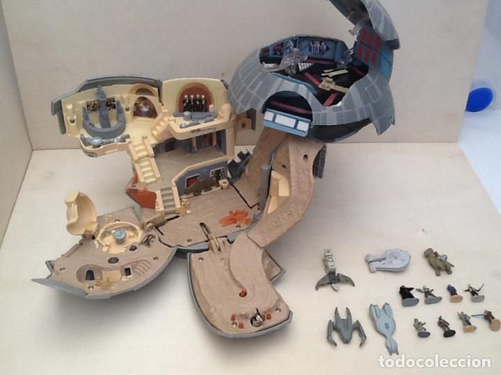 Figuras y Muñecos Star Wars: Star wars estrella de la muerte micromachines - Foto 13 - 171007679