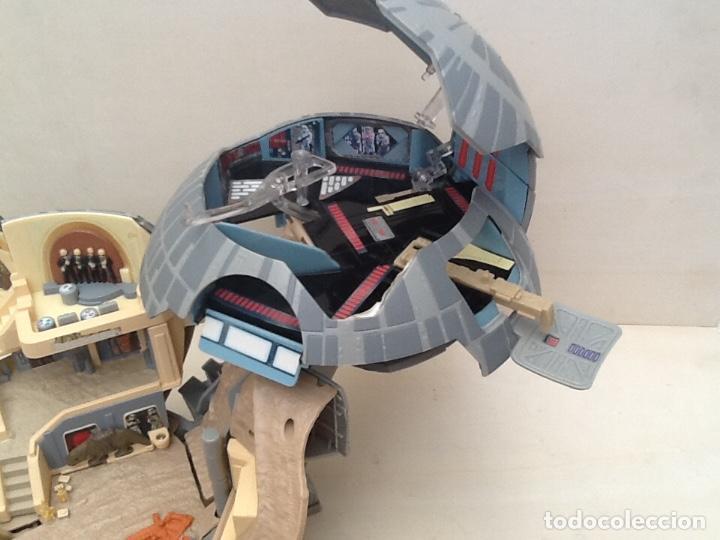 Figuras y Muñecos Star Wars: Star wars estrella de la muerte micromachines - Foto 15 - 171007679