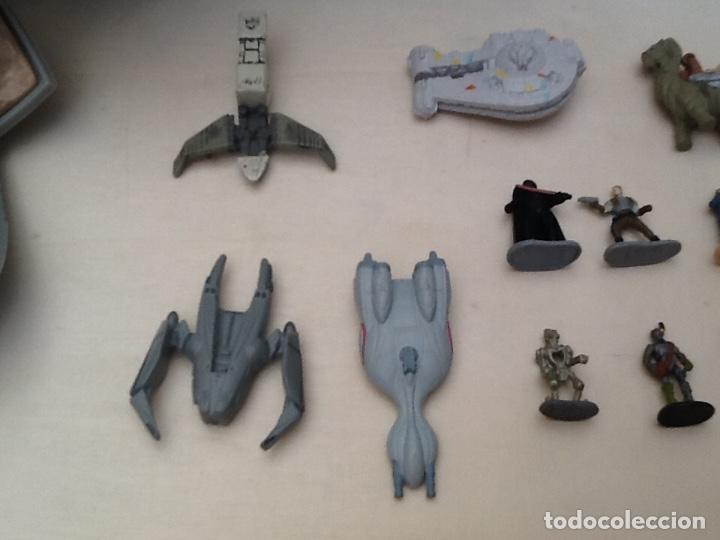 Figuras y Muñecos Star Wars: Star wars estrella de la muerte micromachines - Foto 17 - 171007679