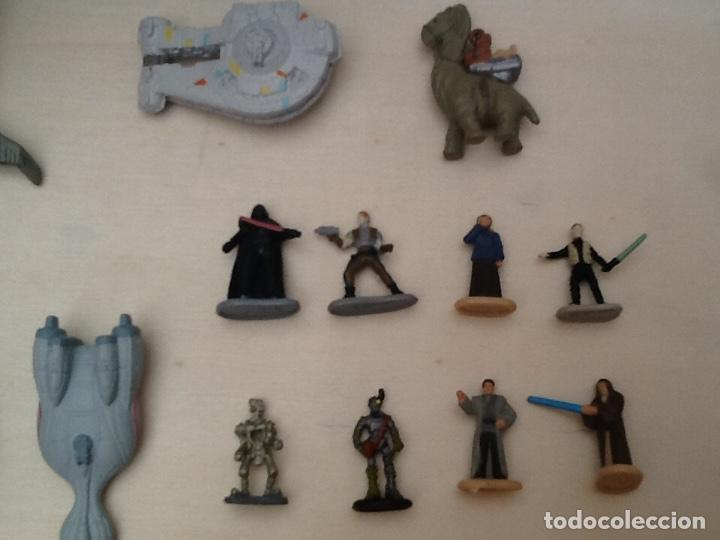 Figuras y Muñecos Star Wars: Star wars estrella de la muerte micromachines - Foto 18 - 171007679