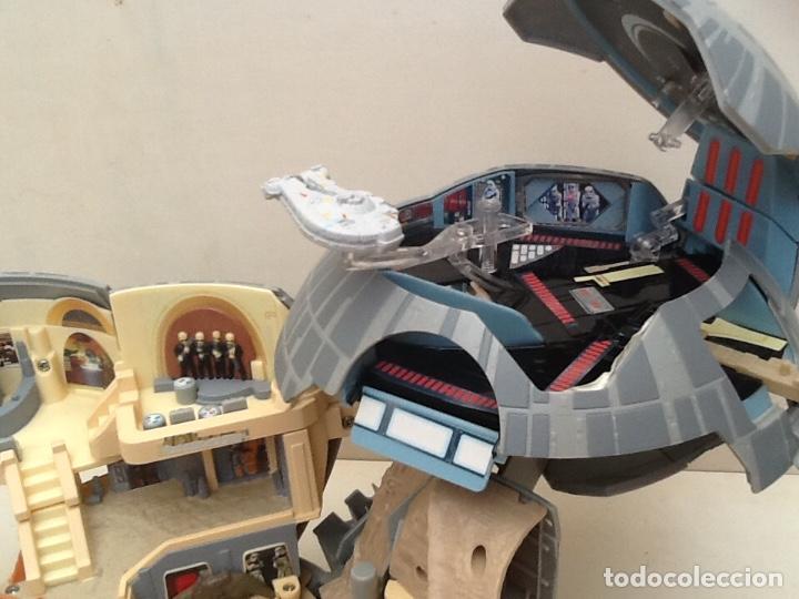 Figuras y Muñecos Star Wars: Star wars estrella de la muerte micromachines - Foto 19 - 171007679