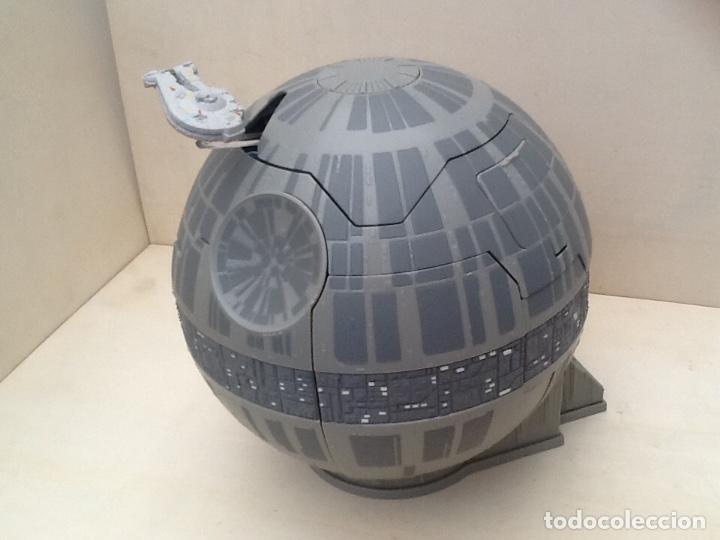 Figuras y Muñecos Star Wars: Star wars estrella de la muerte micromachines - Foto 20 - 171007679