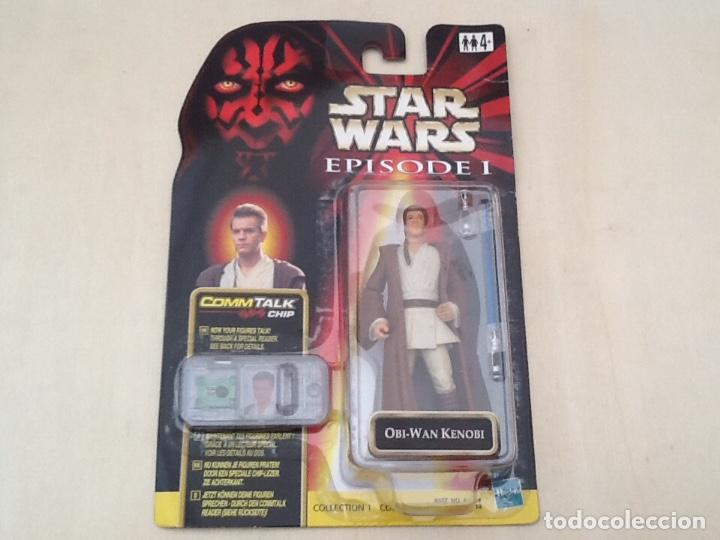 STAR WARS HASBRO OBI WAN KENOBI (Juguetes - Figuras de Acción - Star Wars)