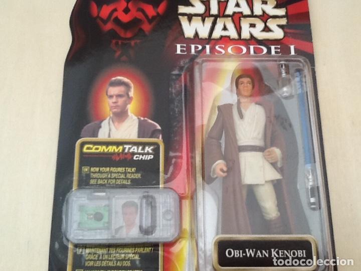 Figuras y Muñecos Star Wars: Star wars hasbro Obi Wan Kenobi - Foto 2 - 171013765