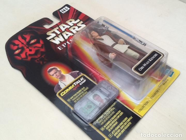Figuras y Muñecos Star Wars: Star wars hasbro Obi Wan Kenobi - Foto 3 - 171013765