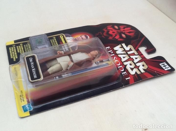 Figuras y Muñecos Star Wars: Star wars hasbro Obi Wan Kenobi - Foto 4 - 171013765