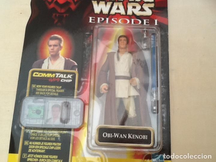 Figuras y Muñecos Star Wars: Star wars hasbro Obi Wan Kenobi - Foto 5 - 171013765