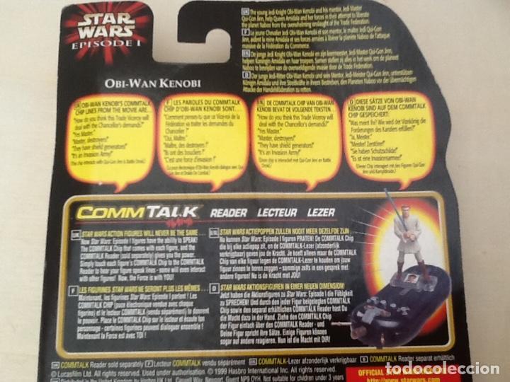 Figuras y Muñecos Star Wars: Star wars hasbro Obi Wan Kenobi - Foto 9 - 171013765